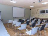 Multioficinas MO Reus; sala reuniones Gaudi