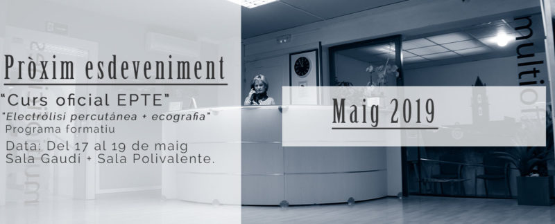 curs oficial EPTE. multioficinas MO, Reus. Tarragona