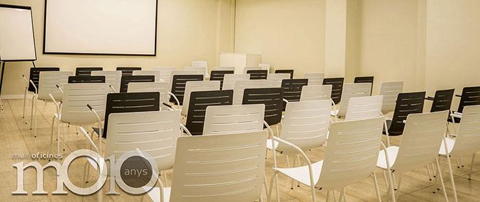 MO salas de reuniones polivalentes