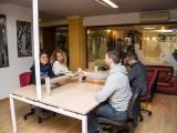 Espacio Coworking en Multioficinas MO de Reus