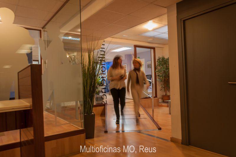 Multioficines MO Reus, alquiler de oficinas en Reus