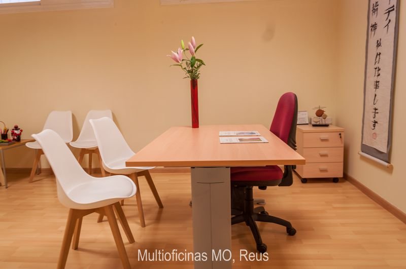 Alquiler de despachos en Reus