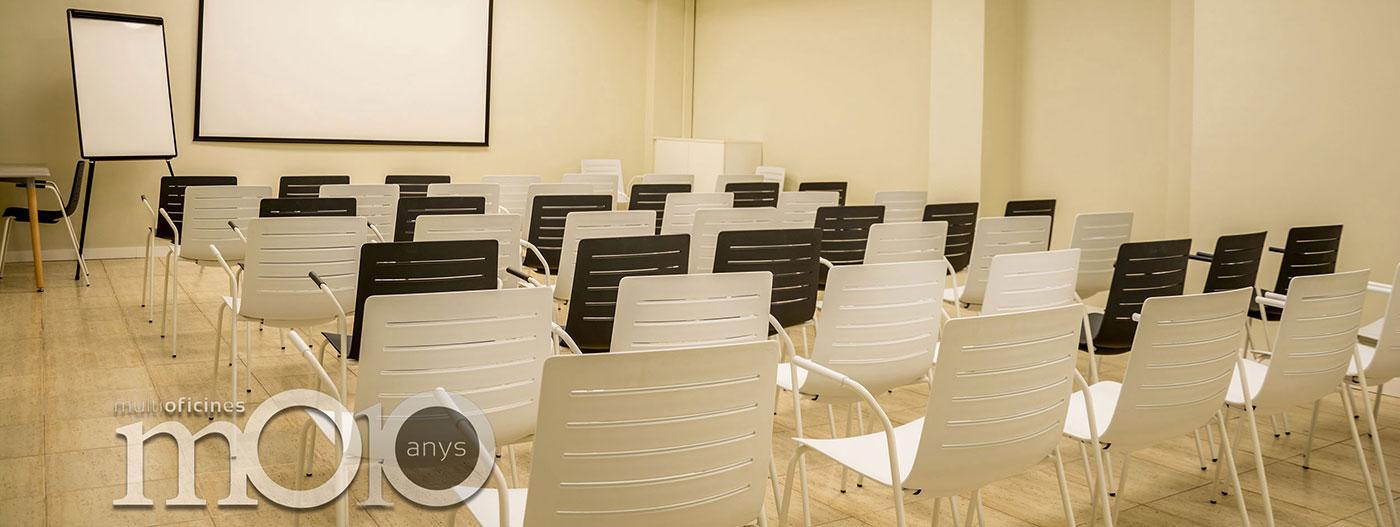 salas de reuniones 10 años