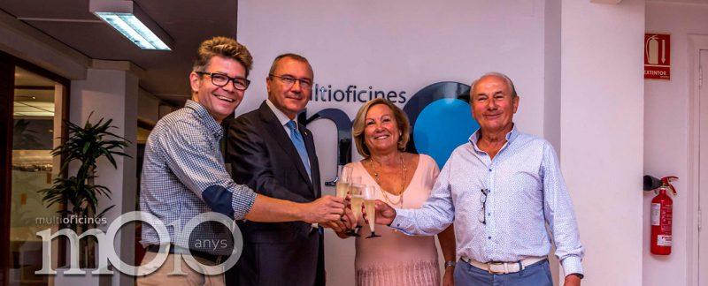 10 aniversario multioficinas MO Reus vista del alcalde