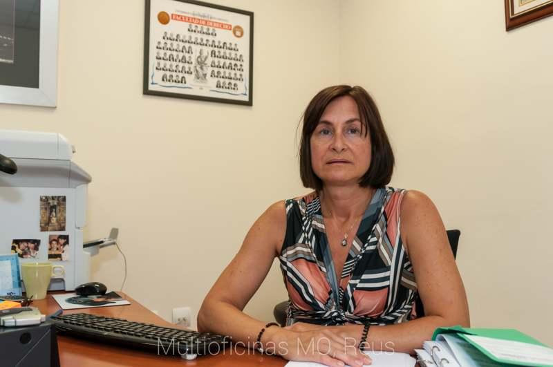 Mª Teresa Cots, Abogada Multioficinas MO, Reus