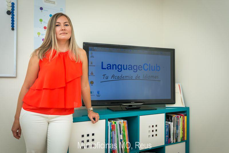 Language Club, Multioficinas MO, Reus. Tarragona