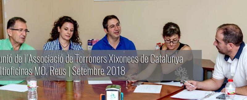 reunion asociación de turrones de jijona de Catalunya
