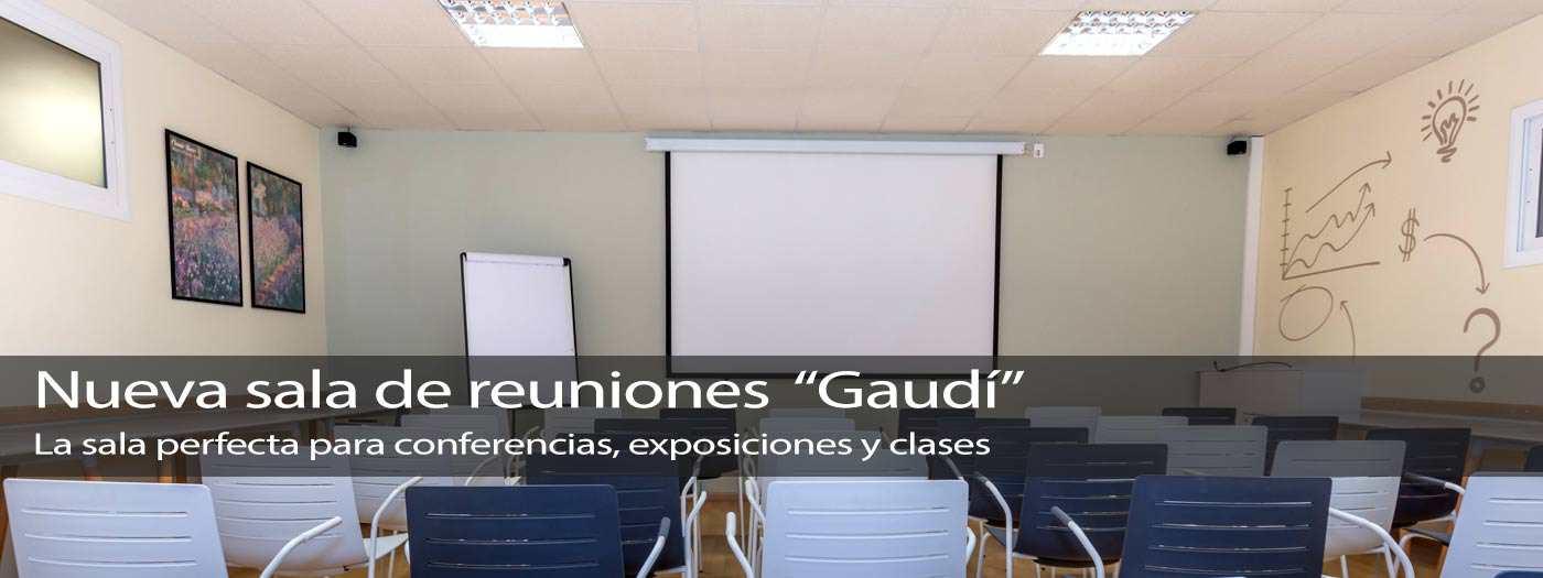Sala reuniones Gaudí