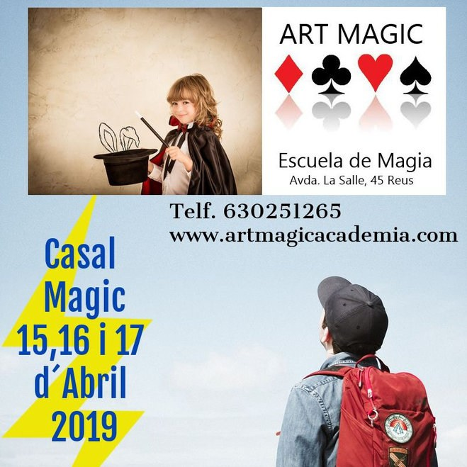 multifocinas mo reus tarragona casal mágico abril 2019