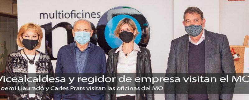 vicealcaldesa de Reus visita las instalaciones del MO